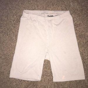 Women's Adjustable Waist Bermuda Shorts